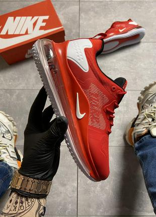 Кроссовки Nike Air Max 720 Red Reflective