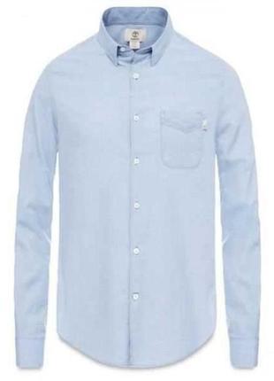 Рубашка timberland классическая качество!