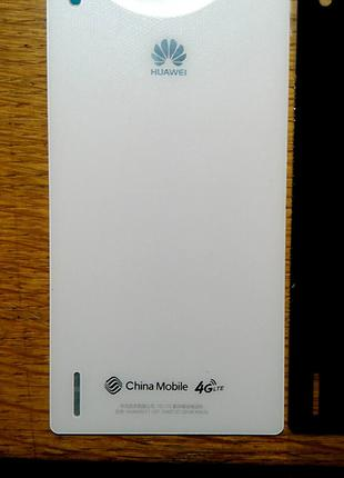 Задняя крышка стекло Huawei Ascend P7.
