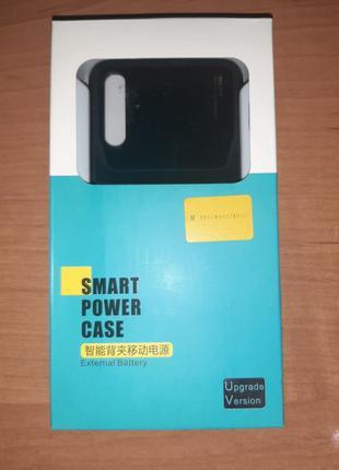 Чехол зарядное устройство Power Bank Araceli для Samsung A50