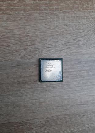 Процессор Intel Pentium 4 SL62Y Socket 478 LGA478 Socket P