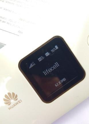 Huawei E5785 Wifi интернет LTE 4G 6CAT 3G Роутер router модем