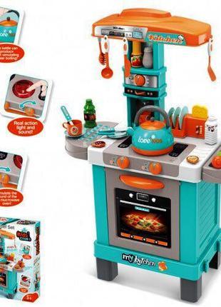 Кухня детская игровая 008 939 А с паром