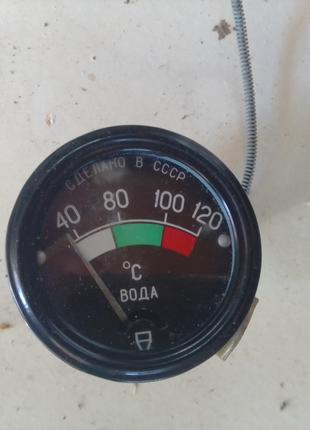 Указатель температуры воды УТ-200 МТЗ, ЮМЗ
