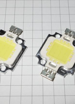 Светодиодный модуль чип светодиод 700Lm 10w chip 12v COB