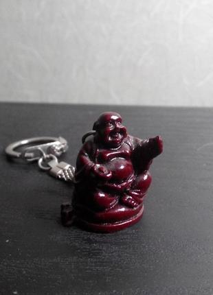 Брелок маленький фэншуй Будда монах в коллекцию