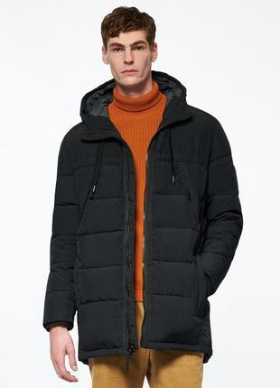 Фирменная куртка парка пуховик andrew marc new york holden dow...