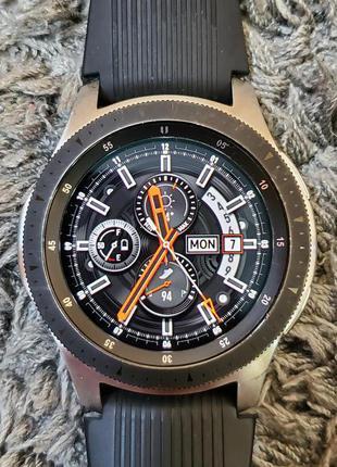 Samsung Galaxy Watch 46mm (SM-R805U) версия c eSim и 1.5GB ОЗУ
