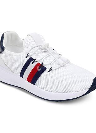 Tommy hilfiger rhena - -удобнейшие кроссовки - 36 - 37