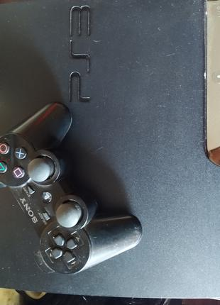 Playstation 3 Slim 500 gb прошитая