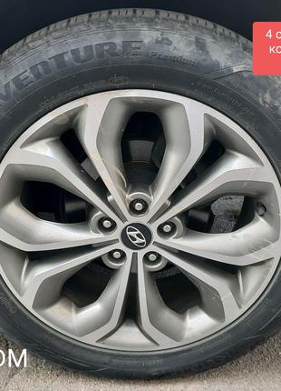 Диски  Колеса с шинами Hyundai R19 Santa Fe DM 4шт   52910-2W390