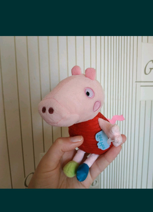 Погремушка, игрушка свинка Пеппа (My first Peppa pig)