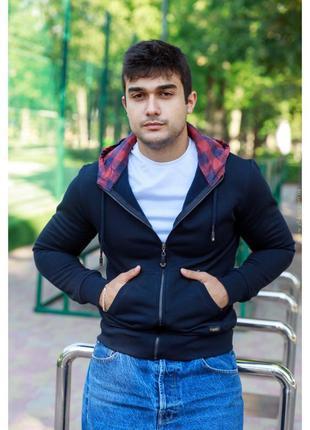 Толстовка мужская. кофта спортивная с капюшоном