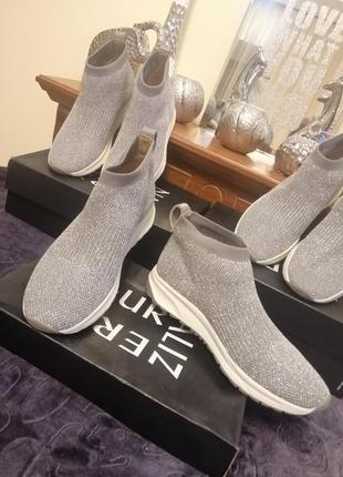 Снокеры кроссовки носки naturalizer