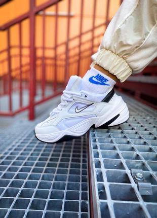 """Кроссовки Nike M2K Tekno """"White/Black"""""""