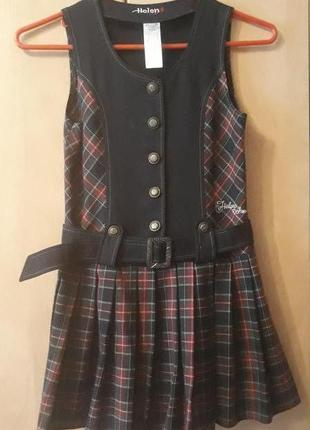 Школьная форма для девочки 122 размера