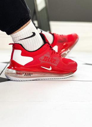 "Кроссовки nike air max 720 2020 ""red"""