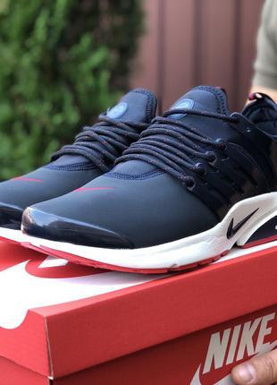 Стильные и модные Nike Air Presto (темно/синие)