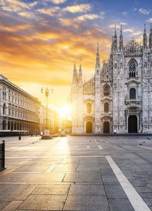 Автобусный тур^Стильная Италия + шопинг в Милане!