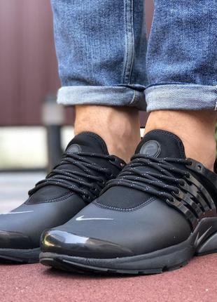 Nike Air Presto (чёрные)