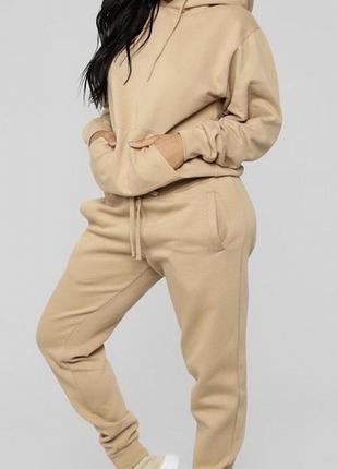 Женский теплый спортивный костюм Размеры 42-52