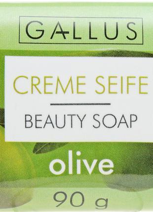 Крем-мыло Gallus Олива
