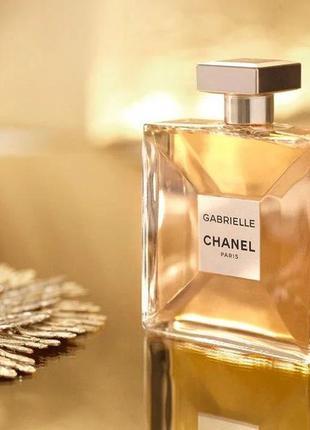 Chanel gabrielle парфюмированная вода тестер