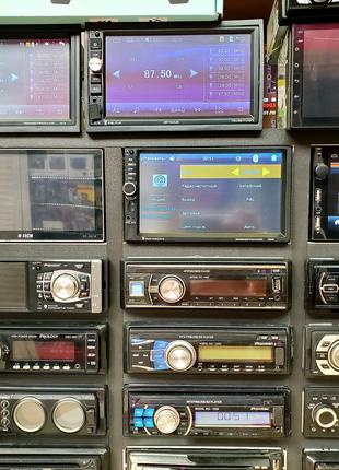 Магнитола 2 din: на android, на windows