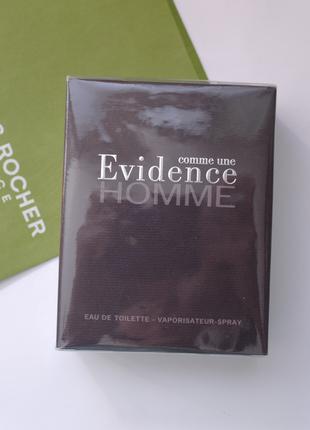 Comme Une Evidence Homme предыдущая версия 75 мл ив роше yves ro