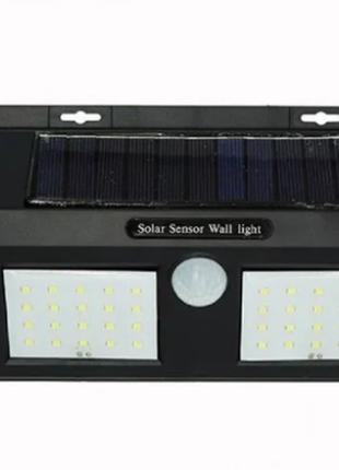 Светодиодный настенный светильник Solar motion sensor Light YH 81