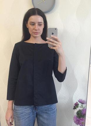 Оверсайз рубашка блуза cos в стиле джекки кеннеди