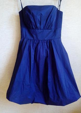 Платье нарядное, выпускное, вечернее swing