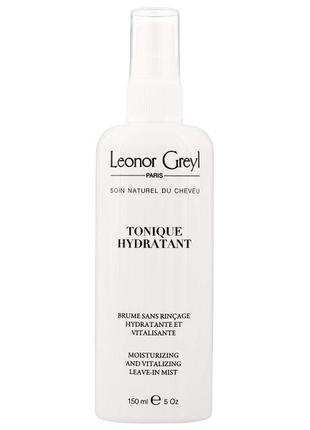 Leonor greyl tonique hydratant увлажняющий тоник для волос 150 мл