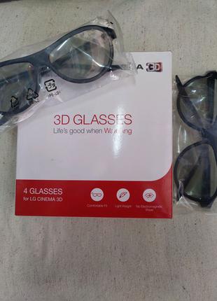 Очки LG 3D Glasses