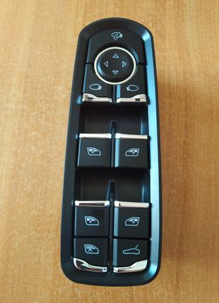 Блок управления 7PP959858RDML стеклоподъемниками Porsche
