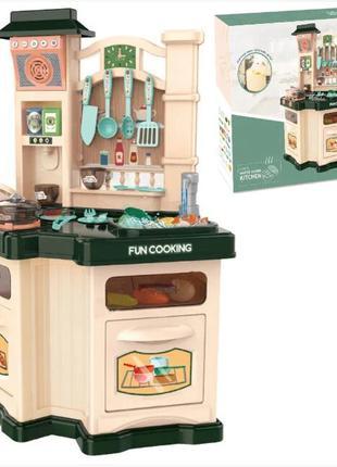 Детская кухня Bozhi Toys 848 A свет звук вода холодильник вытяжка