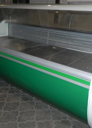Холодильная витрина 1.8 м Флорида ТехноХолод (Украина)