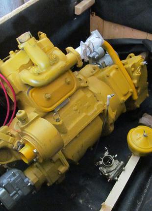 Пусковой двигатель ПД-23 на бульдозер Т-130, Т-170 17-23СП