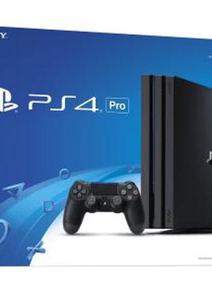 Sony PlayStation 4 Pro/ Гарантія 1 рік