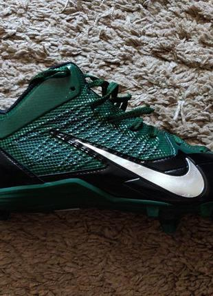 Футбольні бутси Nike Alpha Pro