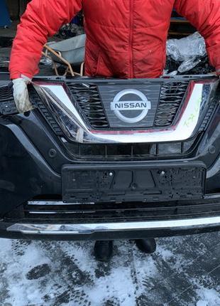 Бампер передний комплектный Nissan X-Trail T32 Rogue 2018