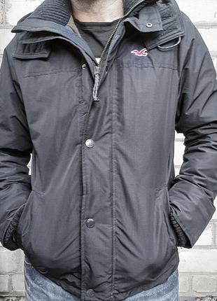 Куртка HOLLISTER утепленная р. L Original