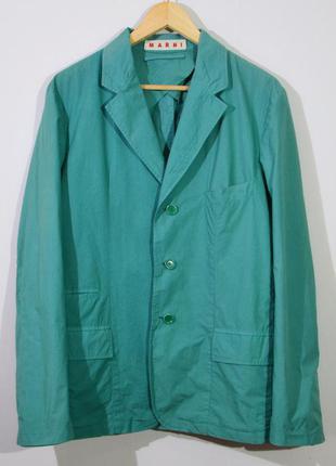 Пиджак marni jacket