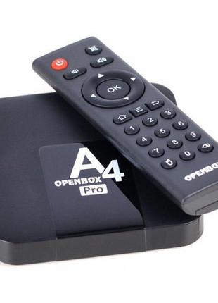 Openbox A4 Pro S905W 2GB/16GB Smart TV Box