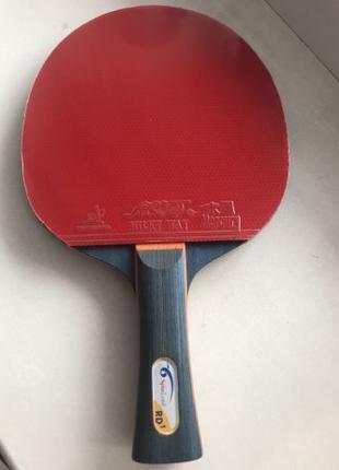 Ракетка для настольного тенниса spinlord rd1 Milky Way Новая