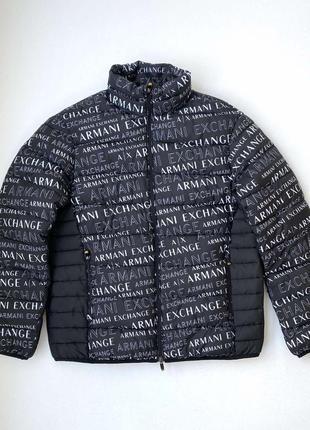Куртка мужская armani exchange  армани оригинал