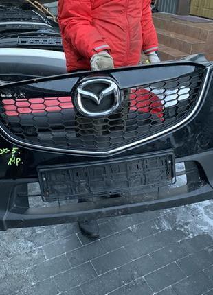 Бампер передний передній в сборе Mazda CX-5 Мазда СХ 5 2014