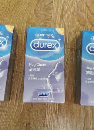 Презервативы Durex  Hug Close В упаковці 4шт