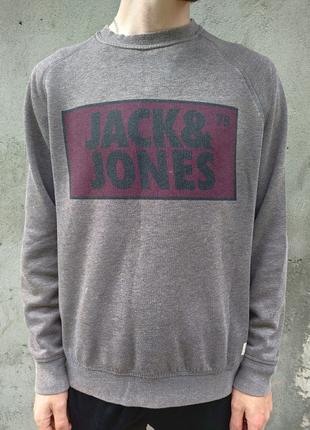 Кофта світшот Jack and Jones