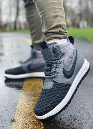 Nike Lunar FORCE 1 кожа